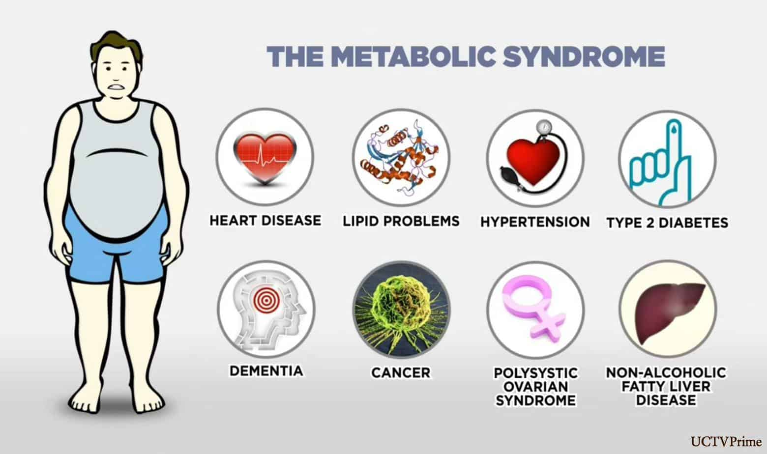 Factors behind Metabolic Syndrome